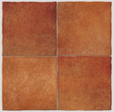 Petraia Rosso porcelain stoneware flooring in sizes 33x33 - 10x10 ABK