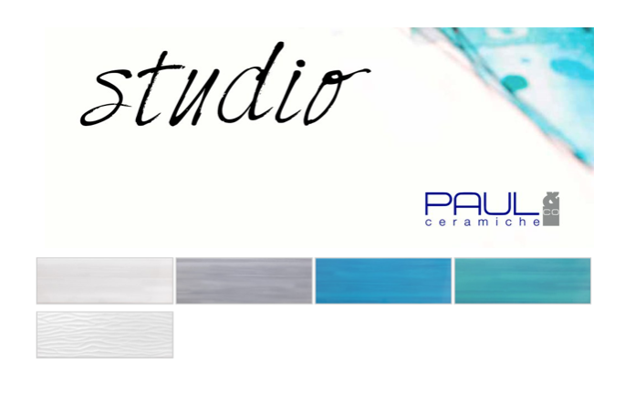 Coating Studio Collection BIANCO - GRIGIO - BLU- SMERALDO - PEPER WHITE LUX Format 25x75 Paul & Co Ceramiche