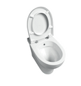 Back to wall sanitary WC Vase / Bidet Practical Azzurra