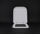 Thermosetting seat SHUI CIELO White