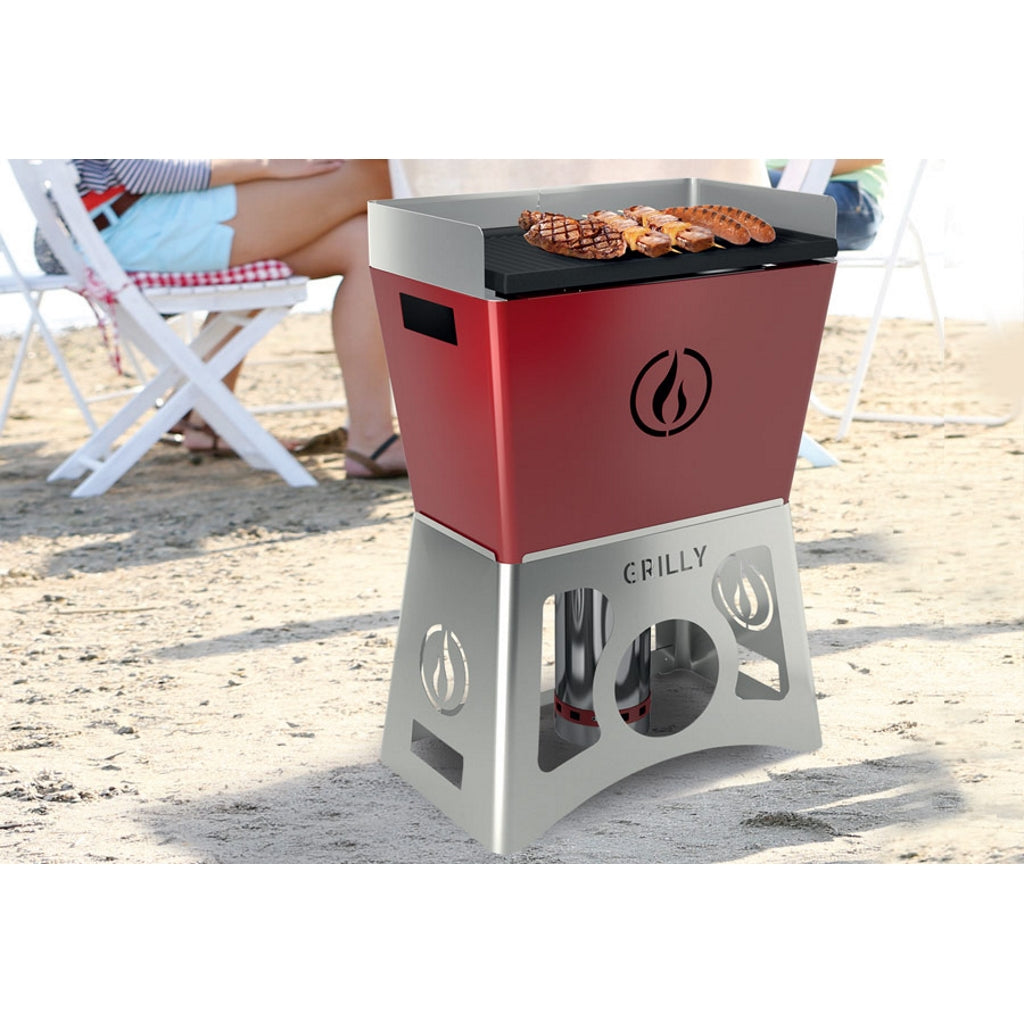 Bordeaux Pellet Barbecue Linea VZ Grilly
