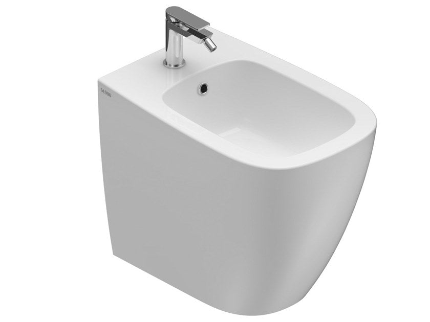 Back to Wall Bidet Globo Genesis