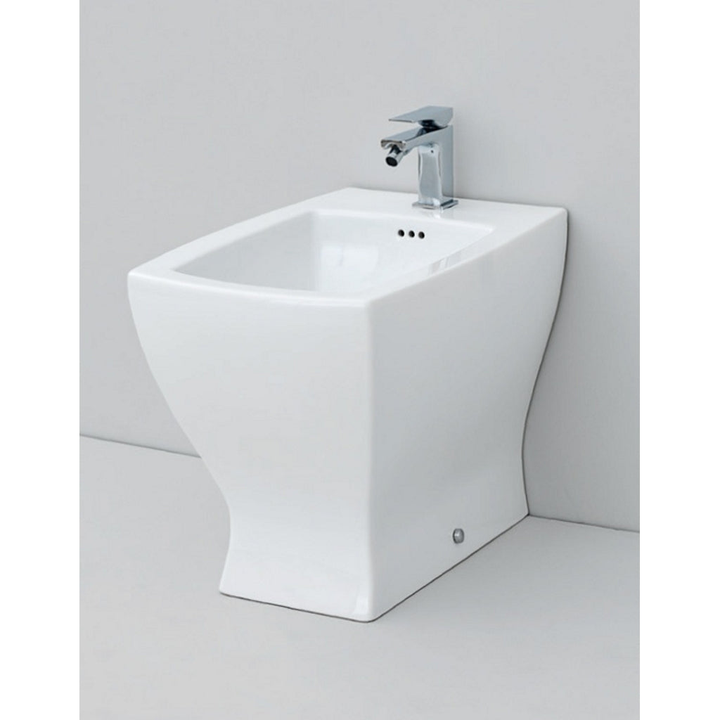 Back to Wall Bidet ArtCeram Jazz