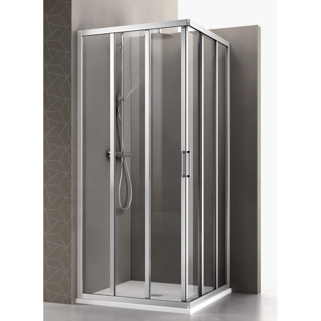 Shower Enclosure 4 Sliding Doors Arblu Mercurio