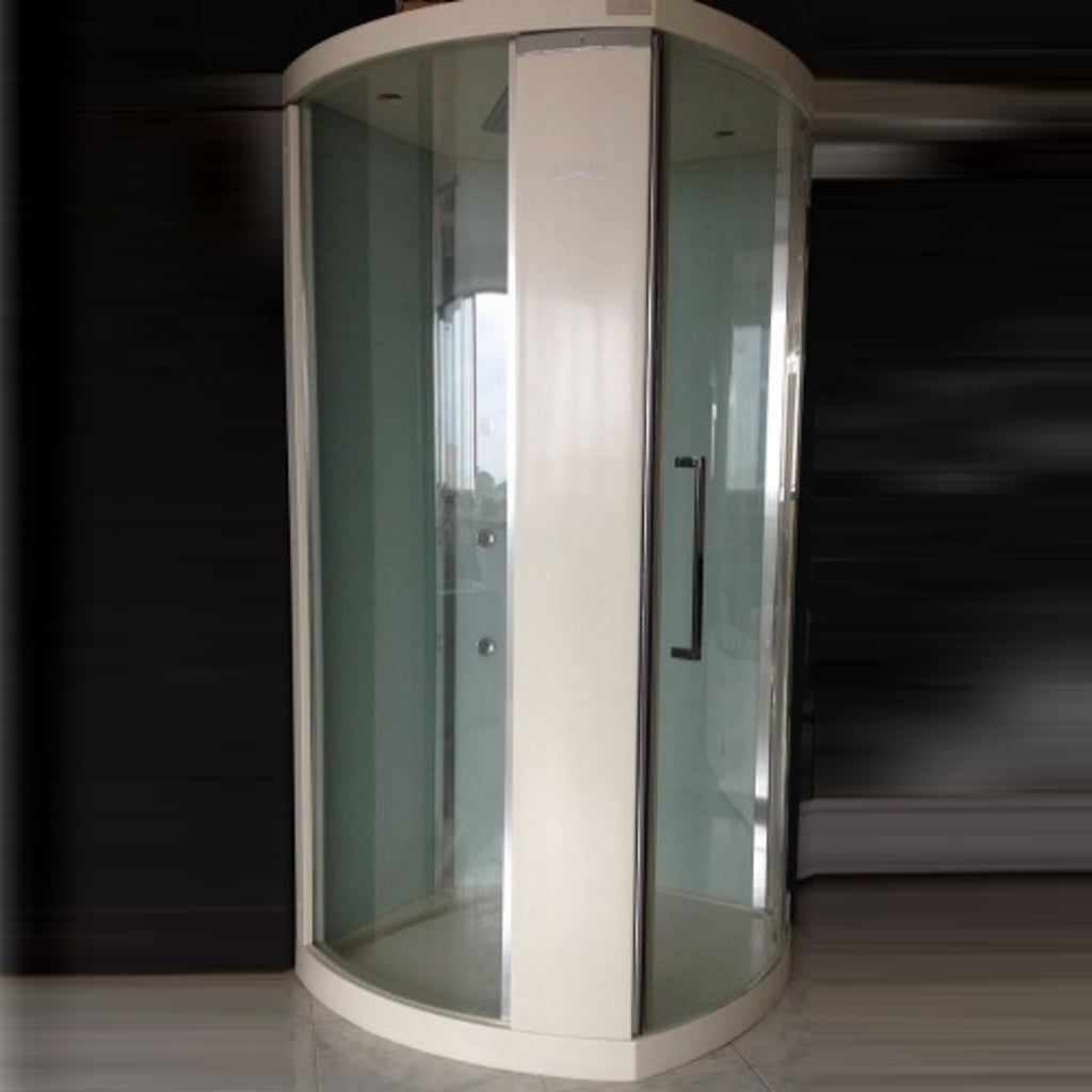 Hydromassage Shower Enclosure 90x90 Grandform SFA Infinity 9000