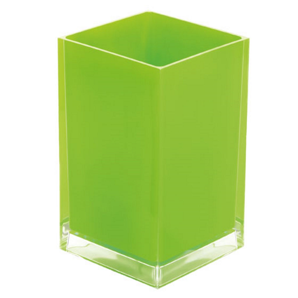Green WastePaper Holder Gefy Rainbow