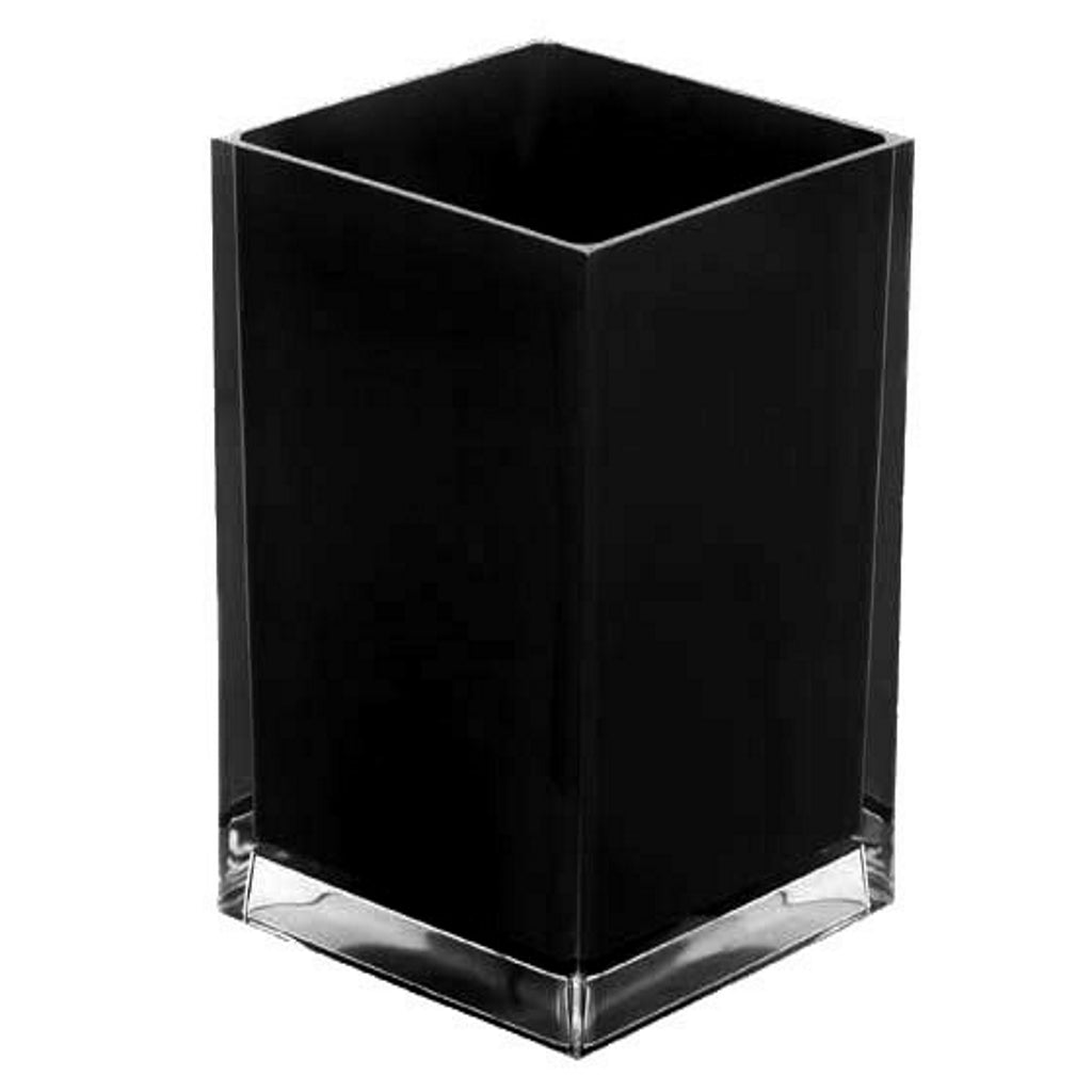Black WastePaper Holder Gefy Rainbow