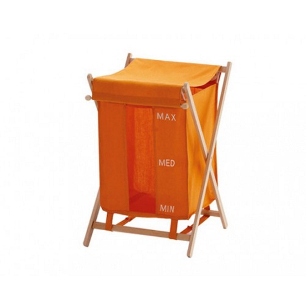 Orange Linen Basket Gedy Bublo