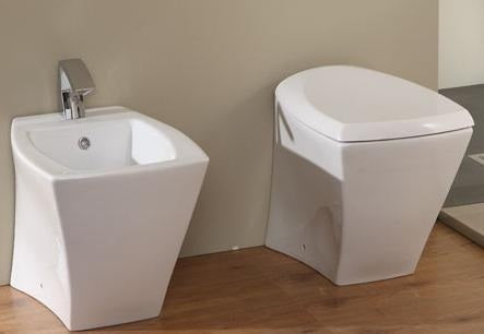 Back to Wall Toilet Sanitary Esedra Selinon