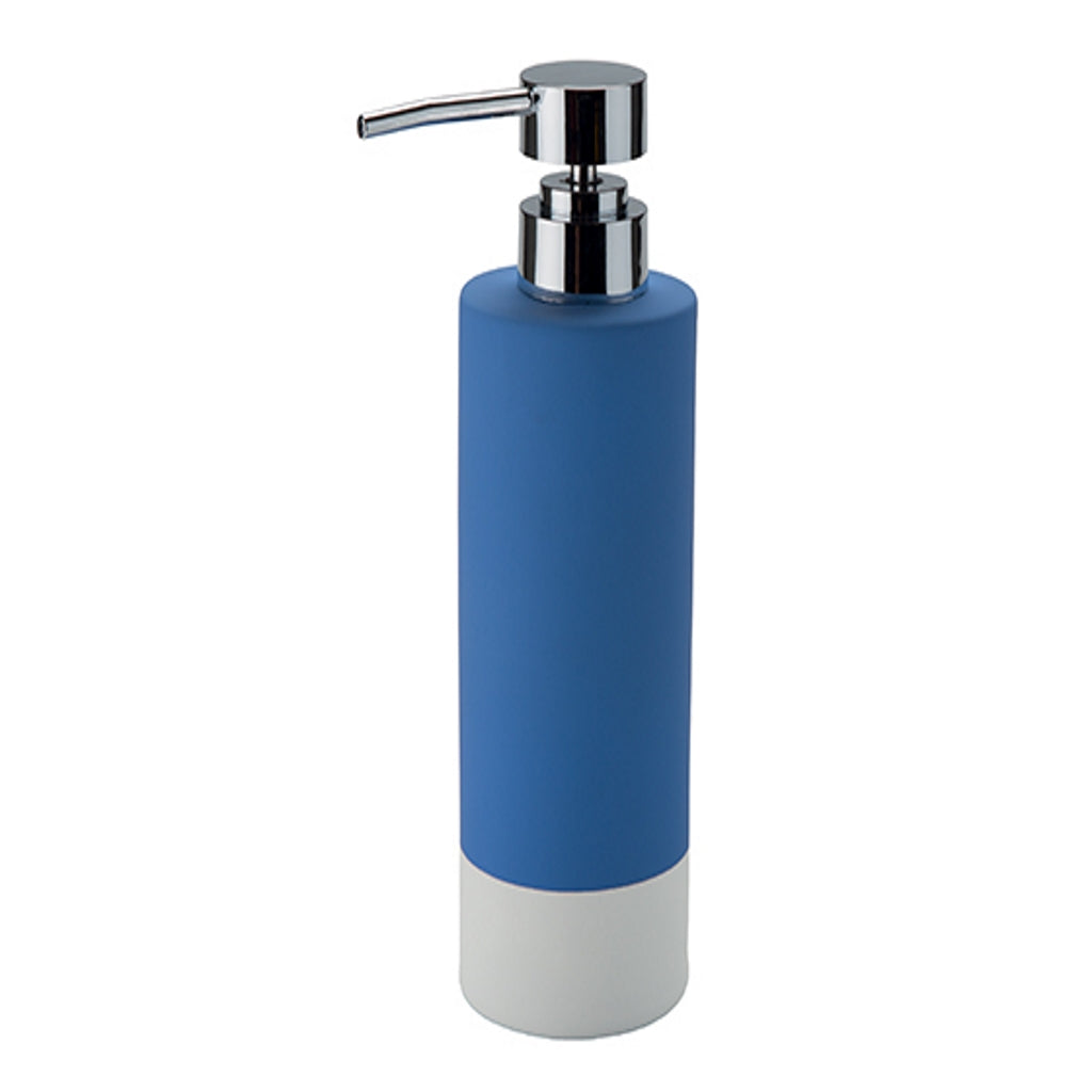 Azul Soap Dispenser Holder Gedy Mizar