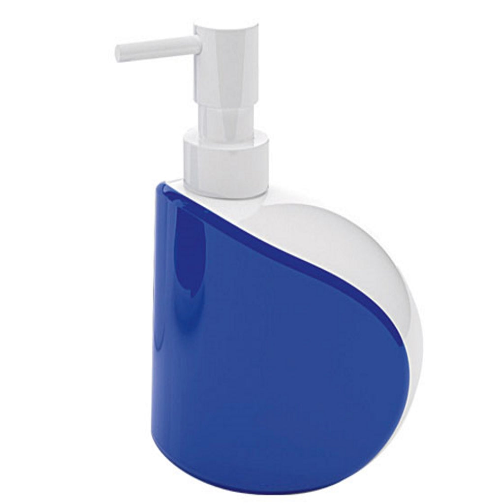 Blue Soap Dispenser Gedy Moby
