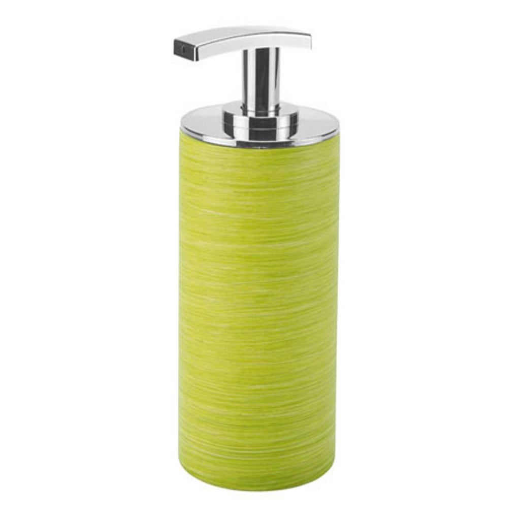 Green Soap Dispenser Holder Gedy Sole