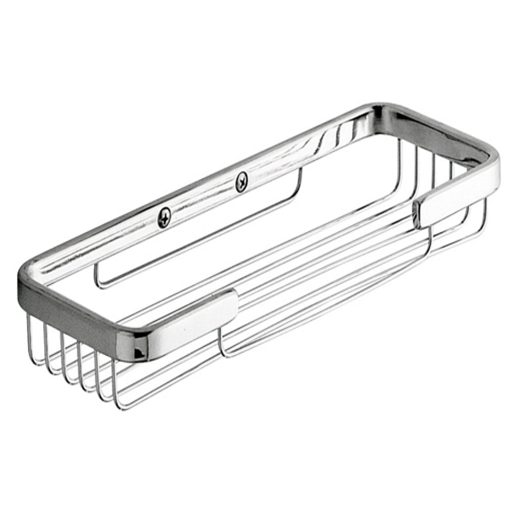 Double Shower Wire Soap Holder Gedy