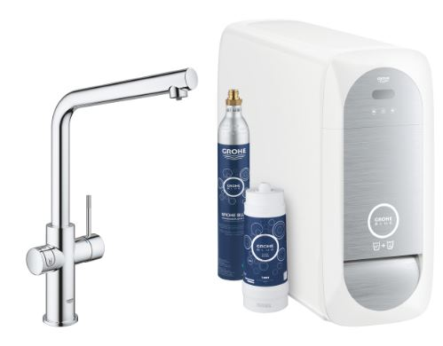 Grohe Blue Home tap for filter and refrigerant sink 31454001