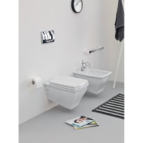 Floor Standing Decor Toilet Sanitary ArtCeram Jazz