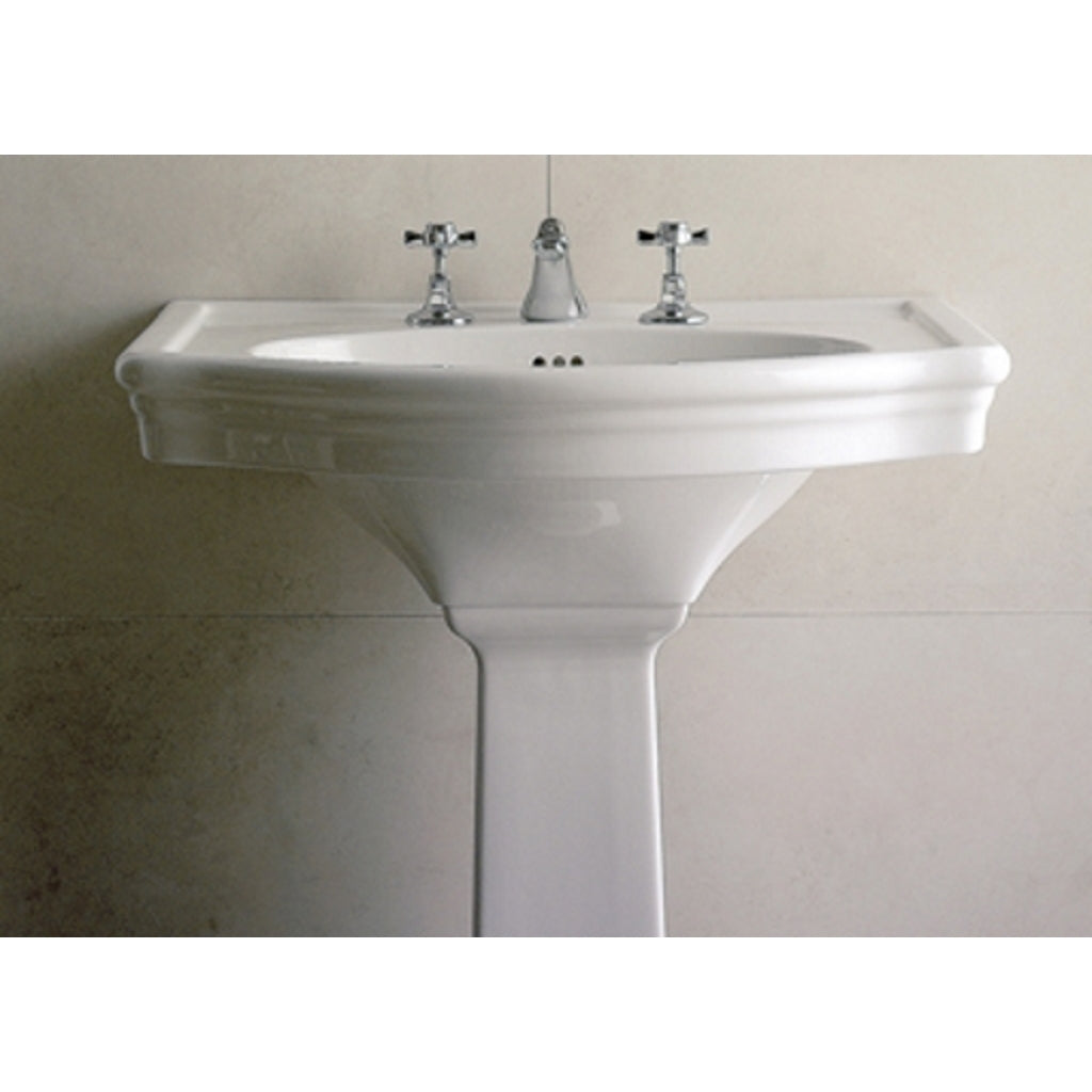 Wash Basin with Column Devon New Etoile