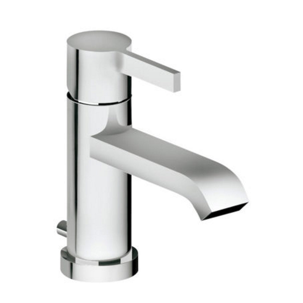 Satin Chromed Wash Basin Mixer Bongio Tmix 18