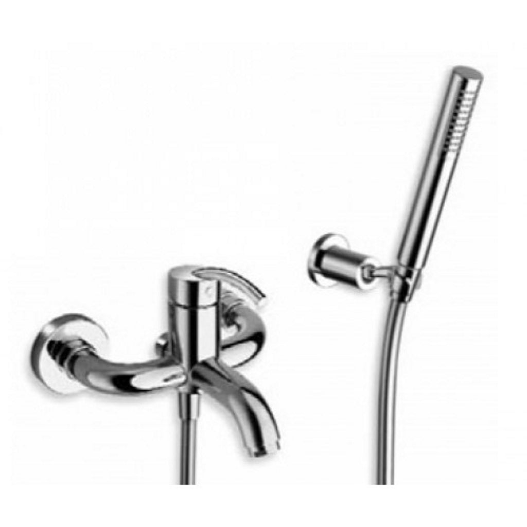 Bathroom Tub Duplex Faucet Cristina Tintoretto