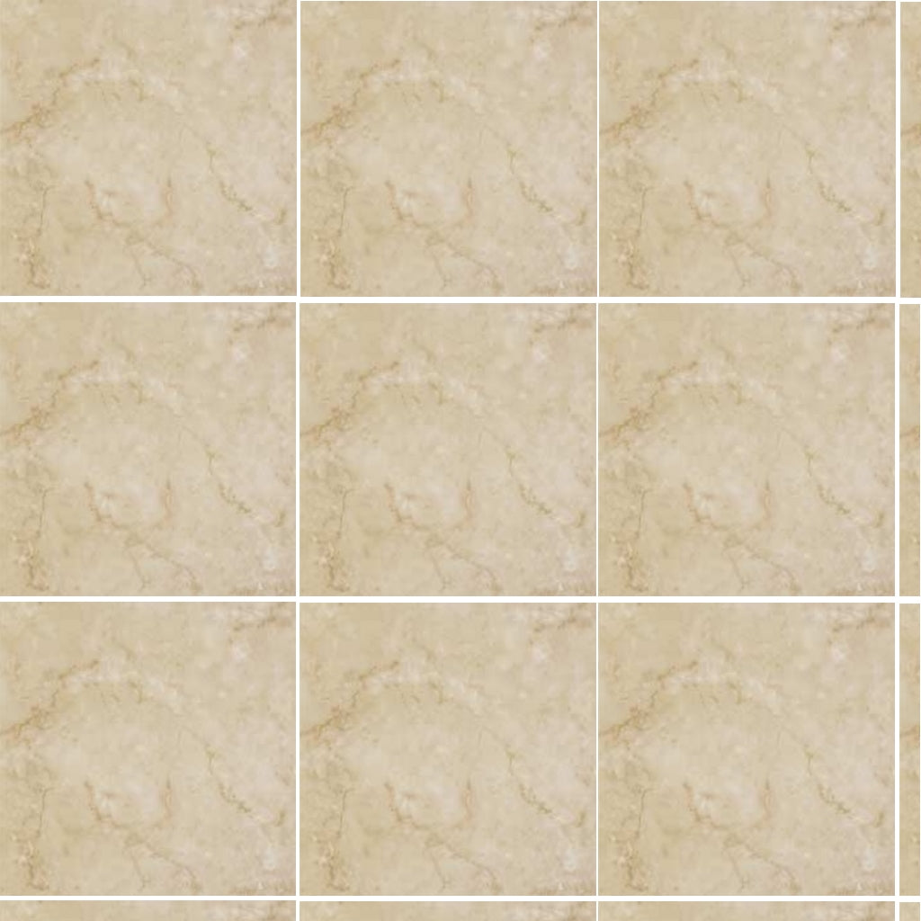 Lux Botticine 44x44 Floor Tiles Marmo Comprex Botticino