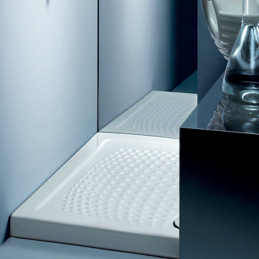 Shower Tray 80x80 - 80x100 - 80x120 Relax Azzurra h3.5