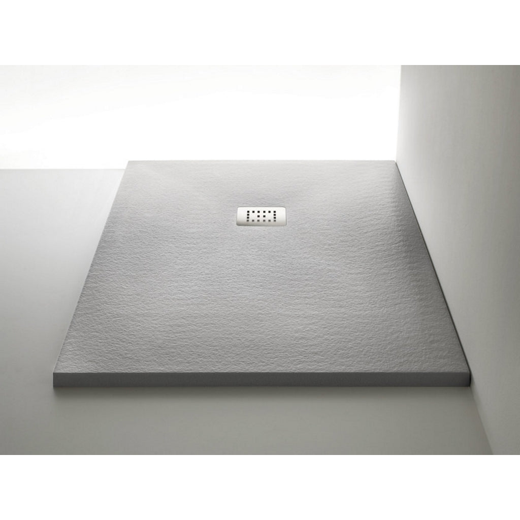 Square Stone Height 3 Shower Tray Arblu Trendy