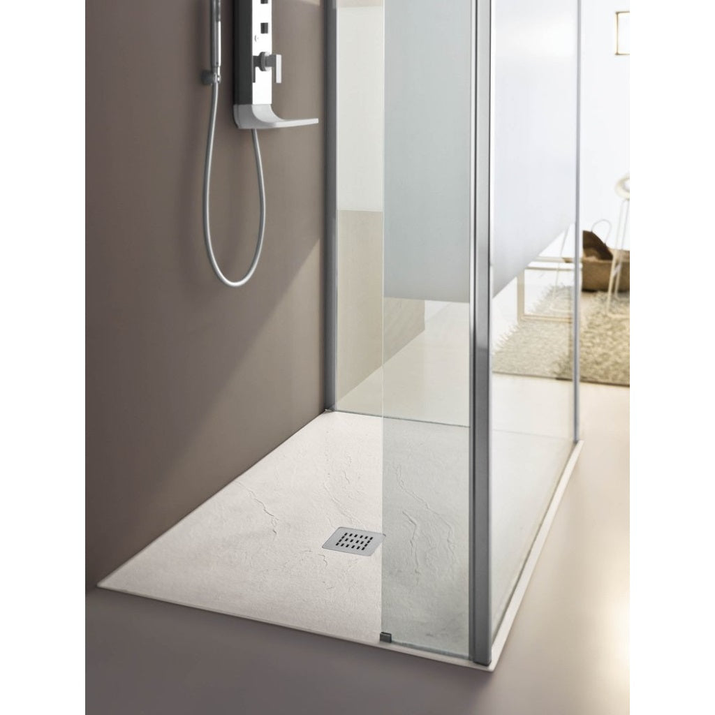 Stone Height 3 Shower Tray Arblu Well
