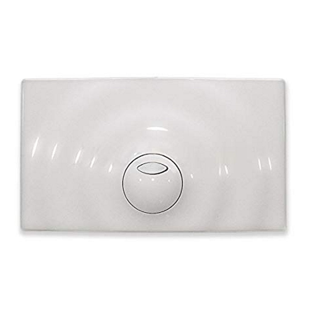 White Wave Skate Grohe Wave