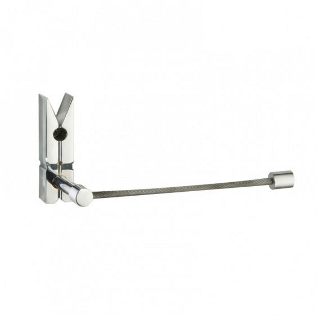 Chromed Wall Toilet Paper Holder Linea G Molly