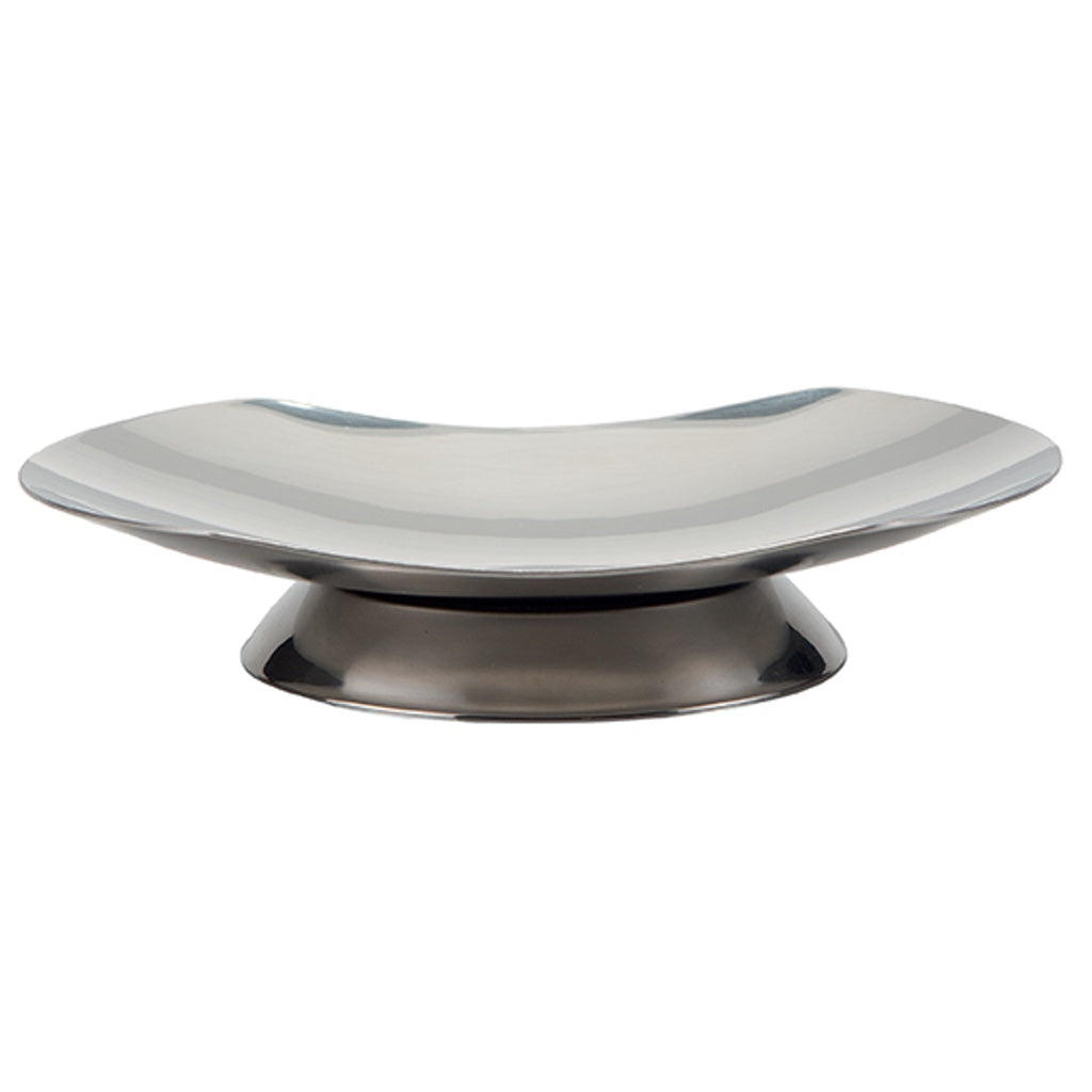 Chromed Soap Holder Gedy Polaris