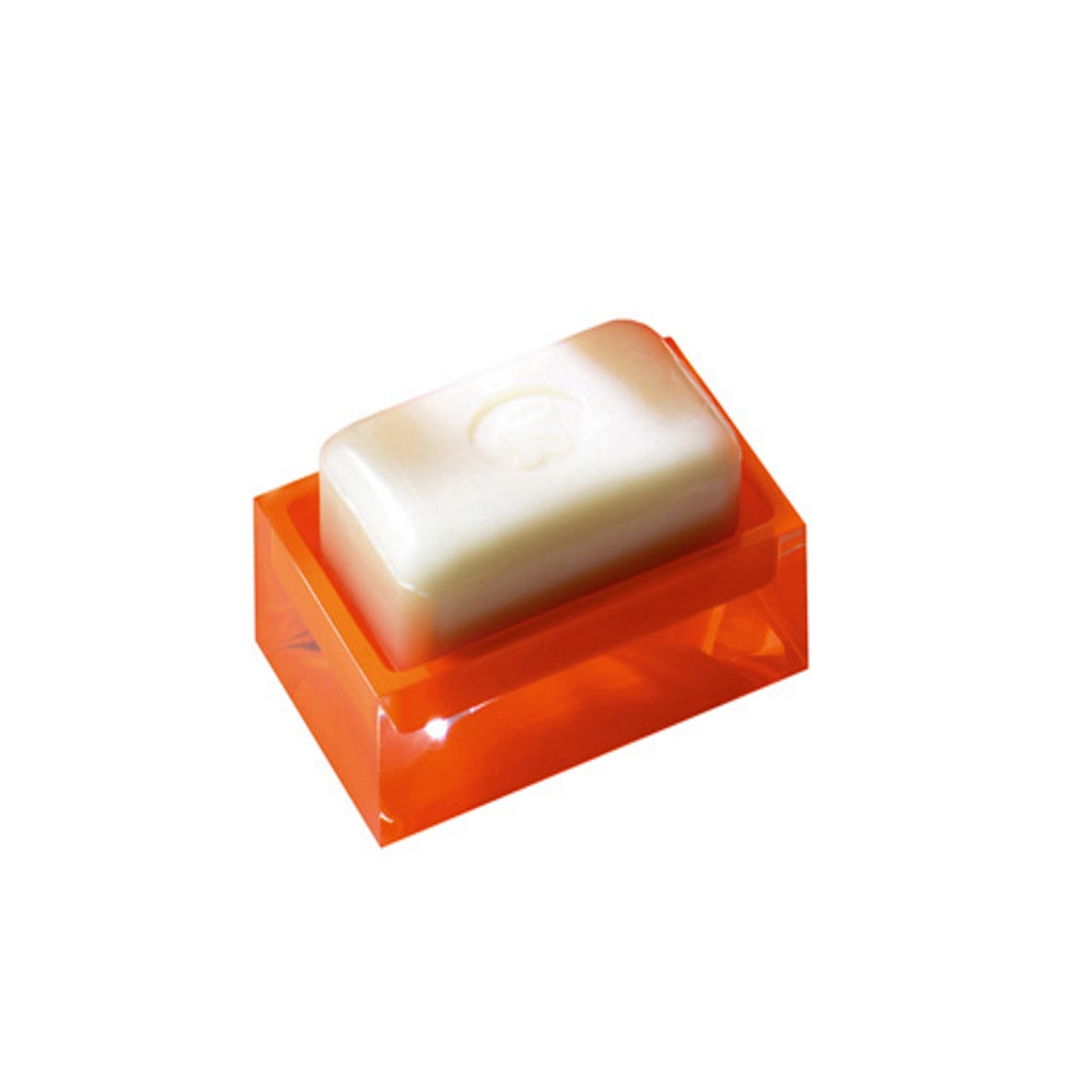 Orange Soap Holder Gedy Rainbow