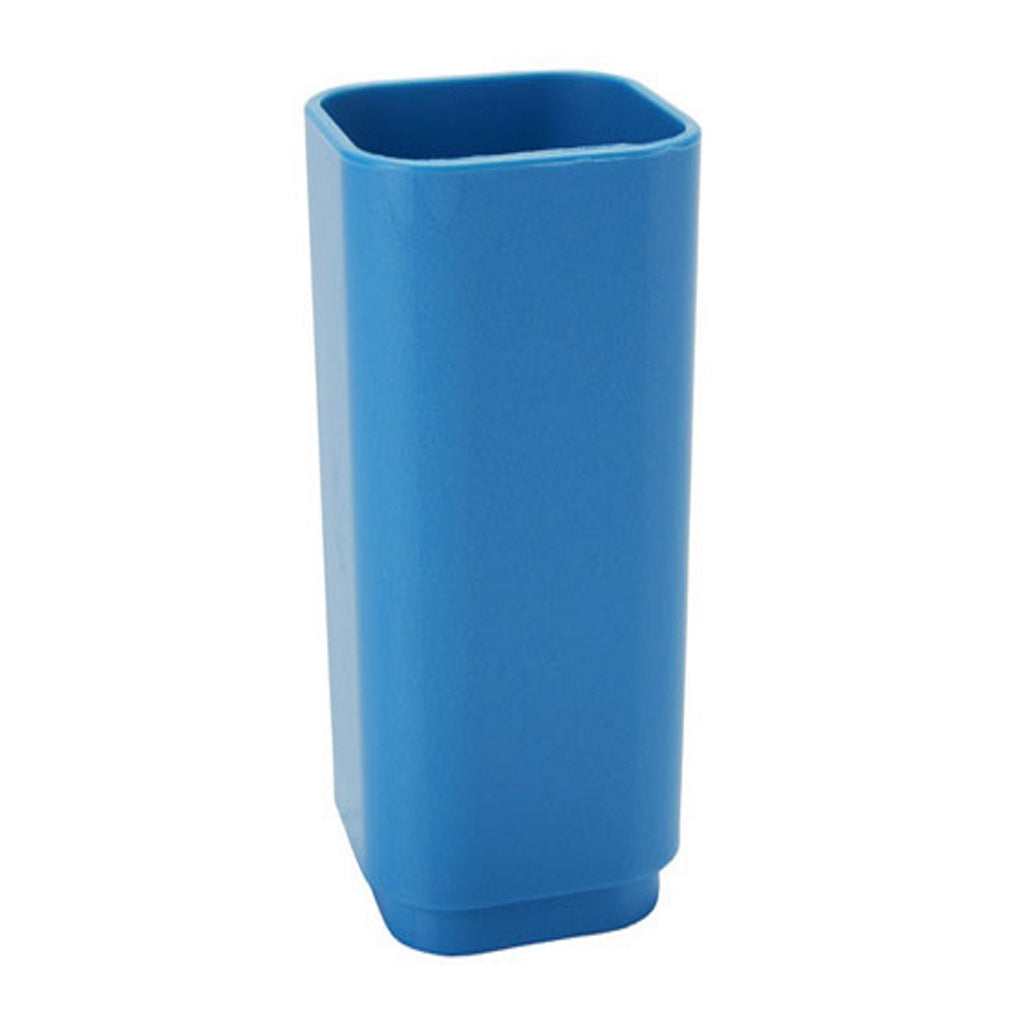 Blue Tooth Brush Holder Gedy Seventy