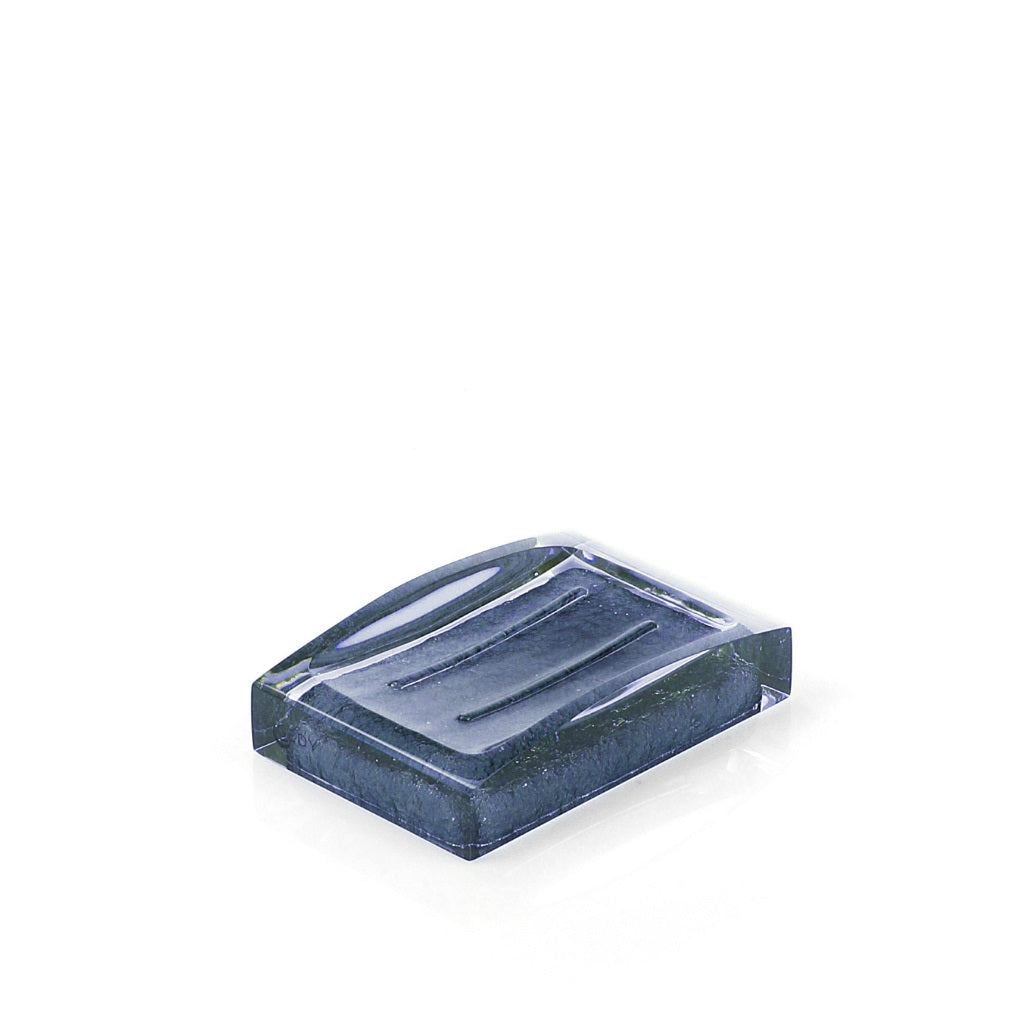 Blue Soap Holder Gedy Antares