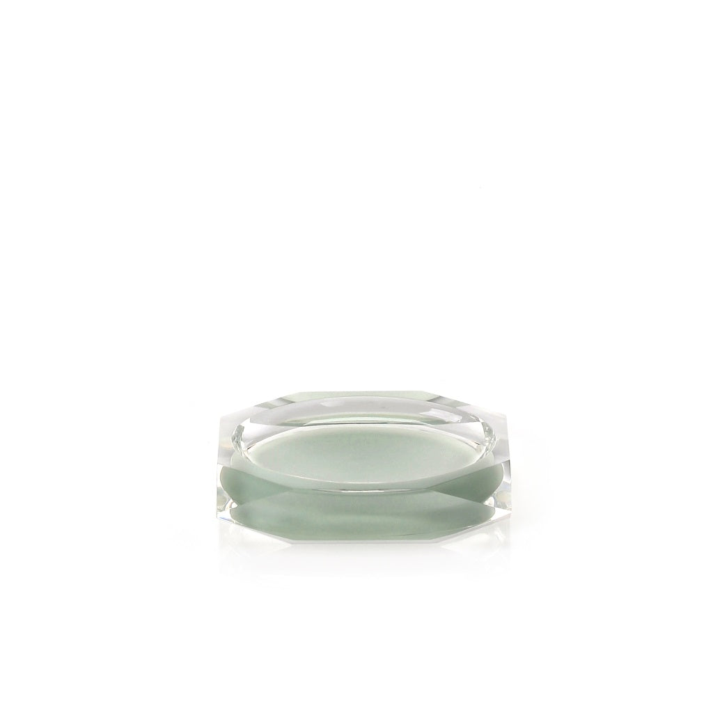 Green Soap Holder Gedy Chanelle