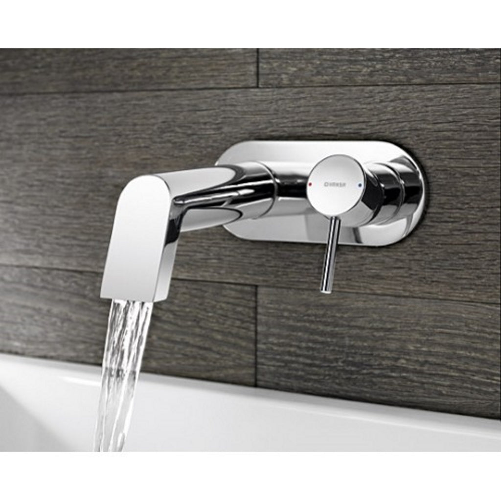 Hansa Stela Wall Mounted Basin Mixer