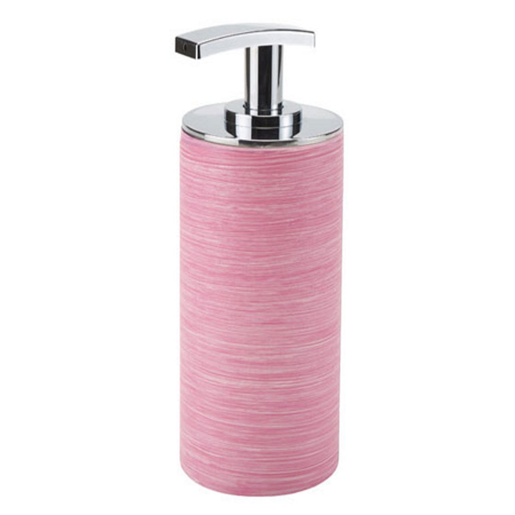 Pink Soap Dispenser Holder Gedy Sole