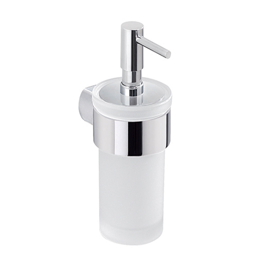 Soap Dispenser Chrome Gedy Pirenei