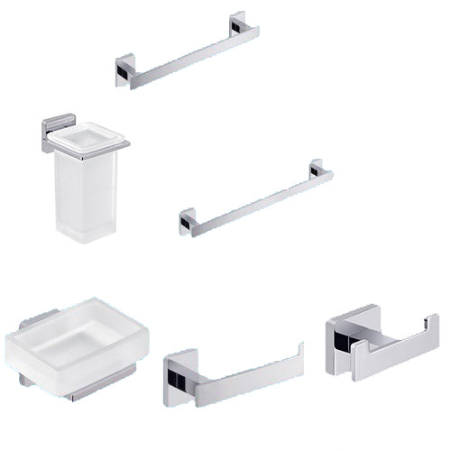 Wall Bathroom Accessories Gedy Atena