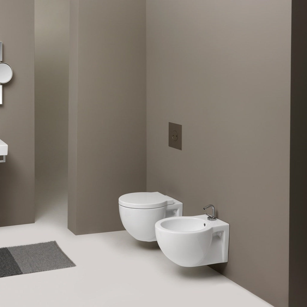 Cielo wall hung WC Bidet WC Easy Bath