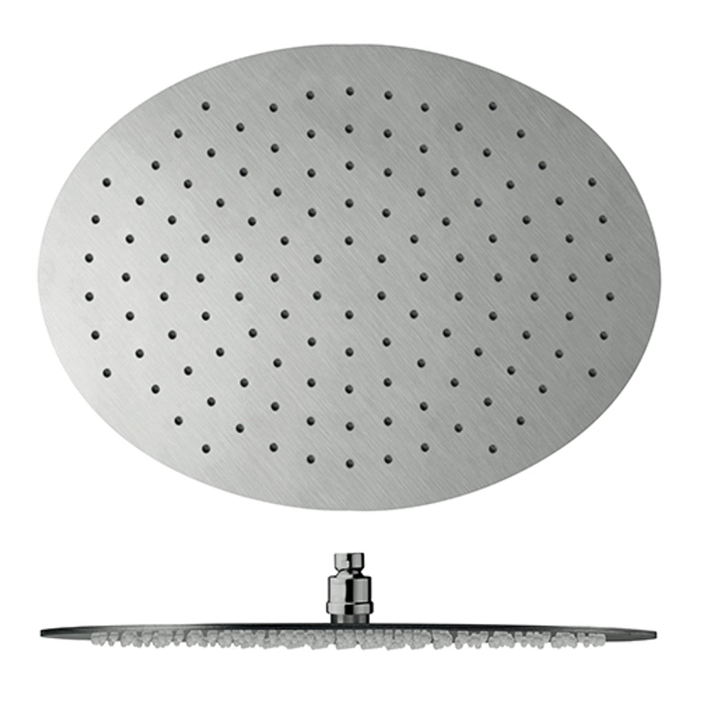 Oval Shower Head Cristina Sandwich