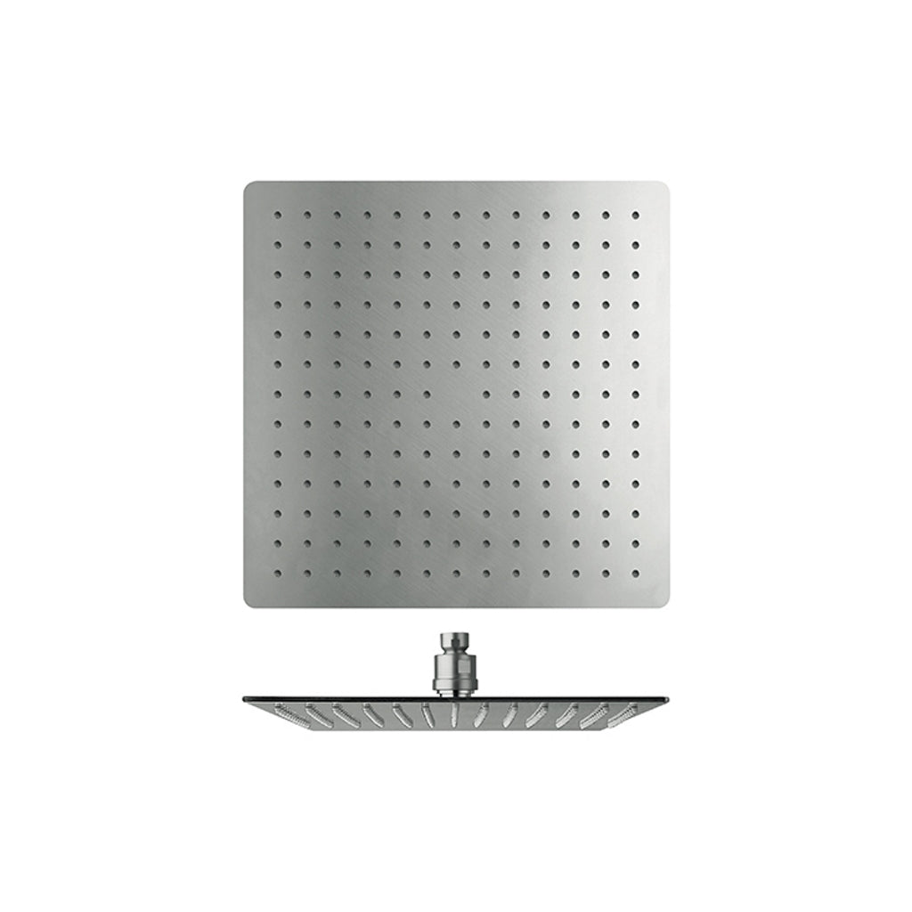 Square 30x30 Shower Head Cristina Sandwich