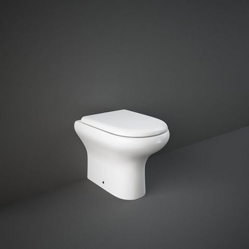 Back to Wall Toilet WC Rak Compact
