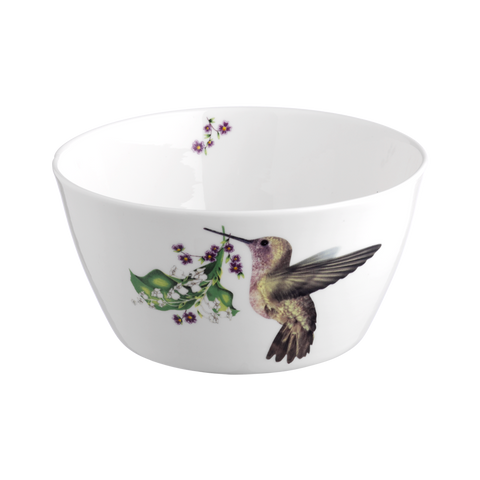 Hummingbird Large Bowl
