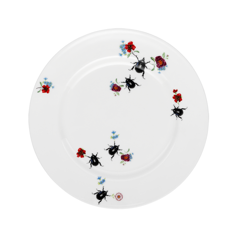 Scarab Beetle Dinner Plate
