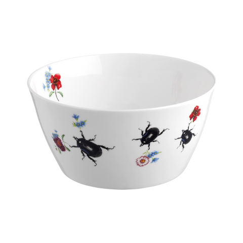 Scarab Beetle Large Bowl