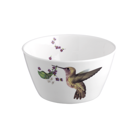 Hummingbird Medium Bowl