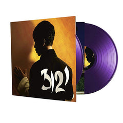 Prince / 3121 2LP limited edition purple vinyl