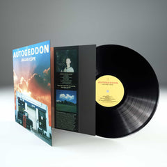 Julian Cope / Autogeddon vinyl box set
