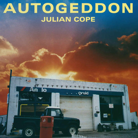 Julian Cope / Autogeddon 2CD deluxe