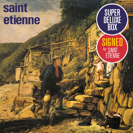 Saint Etienne / Tiger Bay 25th anniversary box set / exclusive SIGNED edition