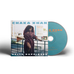 Chaka Khan / Hello Happiness CD edition